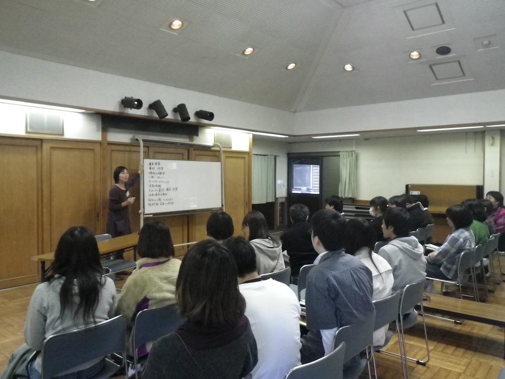 【関西】2015年度 森のようちえん指導者養成研修会(10/31〜11/1)