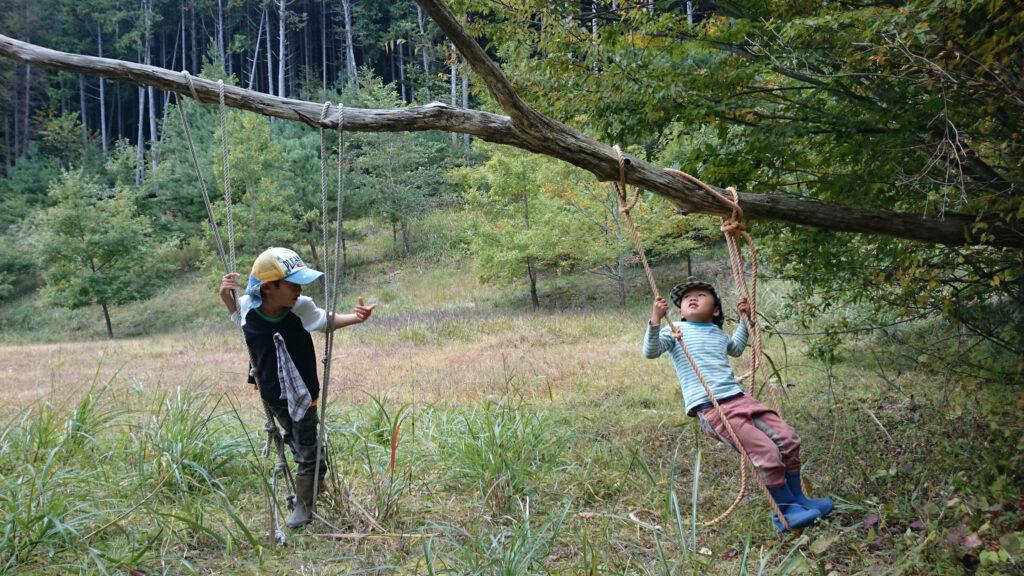 【園児募集】森のようちえん きらきら星(山梨県)