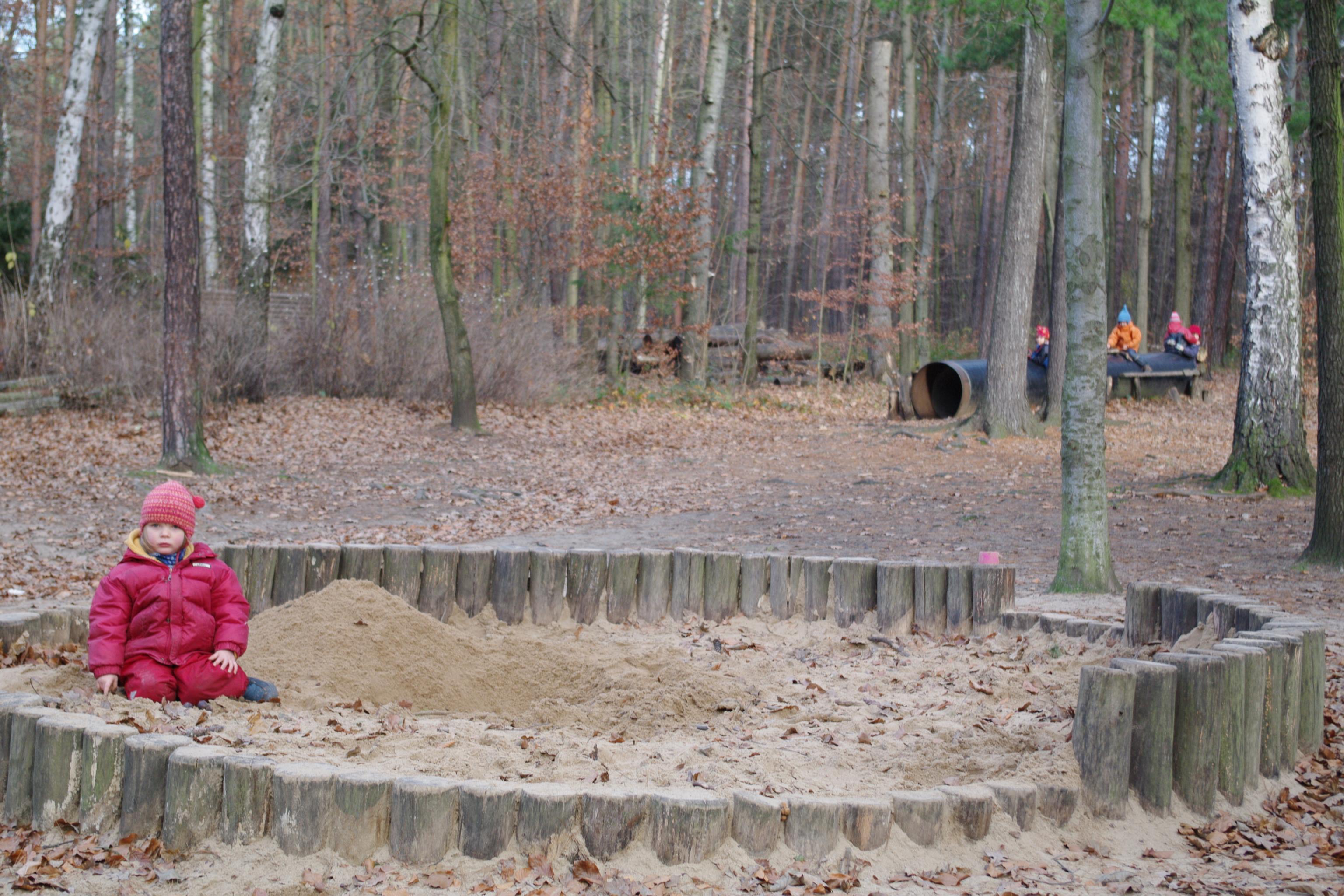 ドイツの森のようちえん