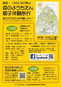 東京親子体験旅行裏