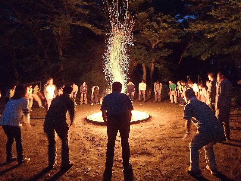 野外活動セミナー2017 in 黒川へのお誘い