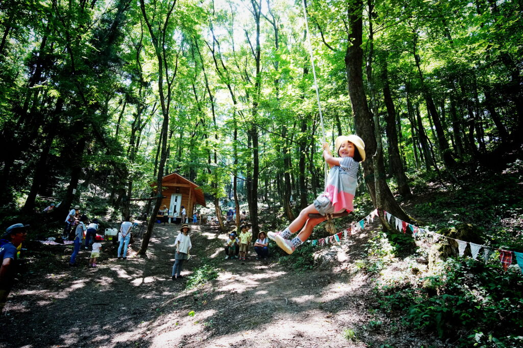 自然の中での子育てを体験できるツアー 新潟市秋葉区「里山体験移住ツアー」参加者募集!