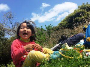 【H30年度園児募集】島を遊びこむ「お山の教室」