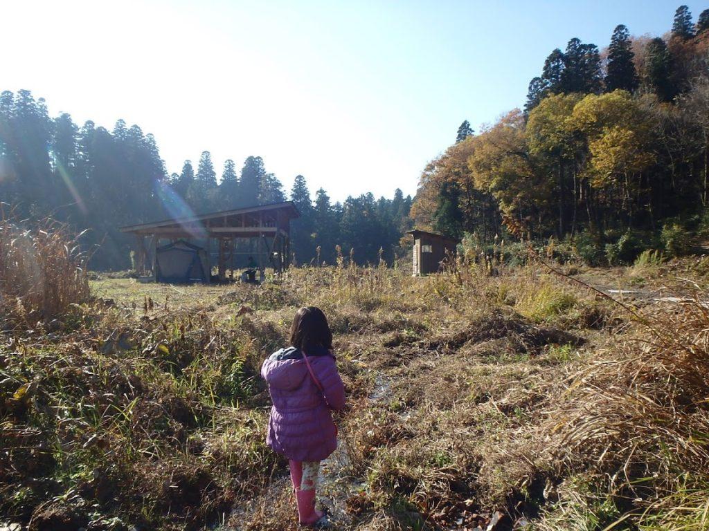 富山 ガイアの森のようちえん体験会&説明会