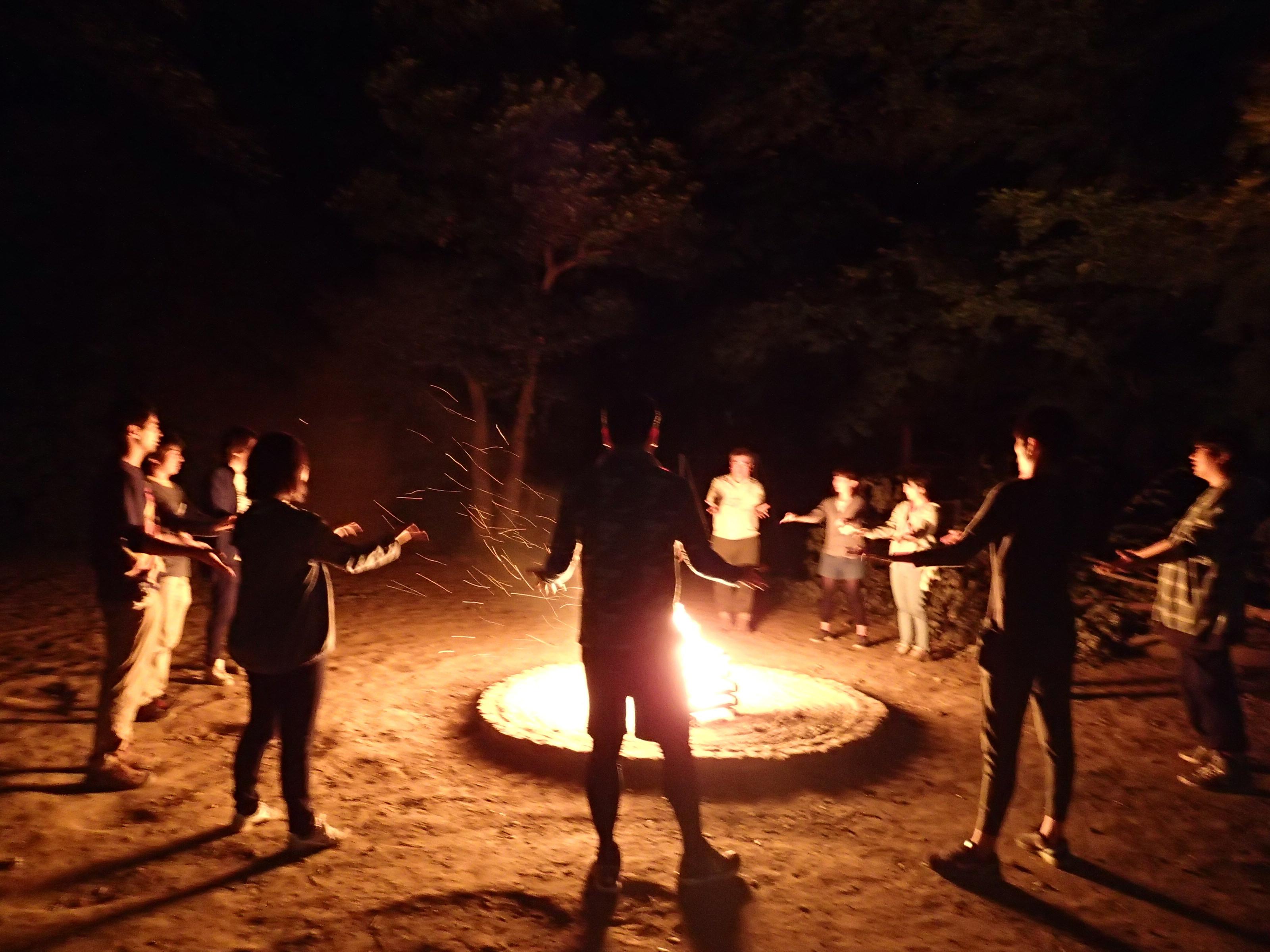 新しい感覚で学ぶ野外活動セミナーin黒川