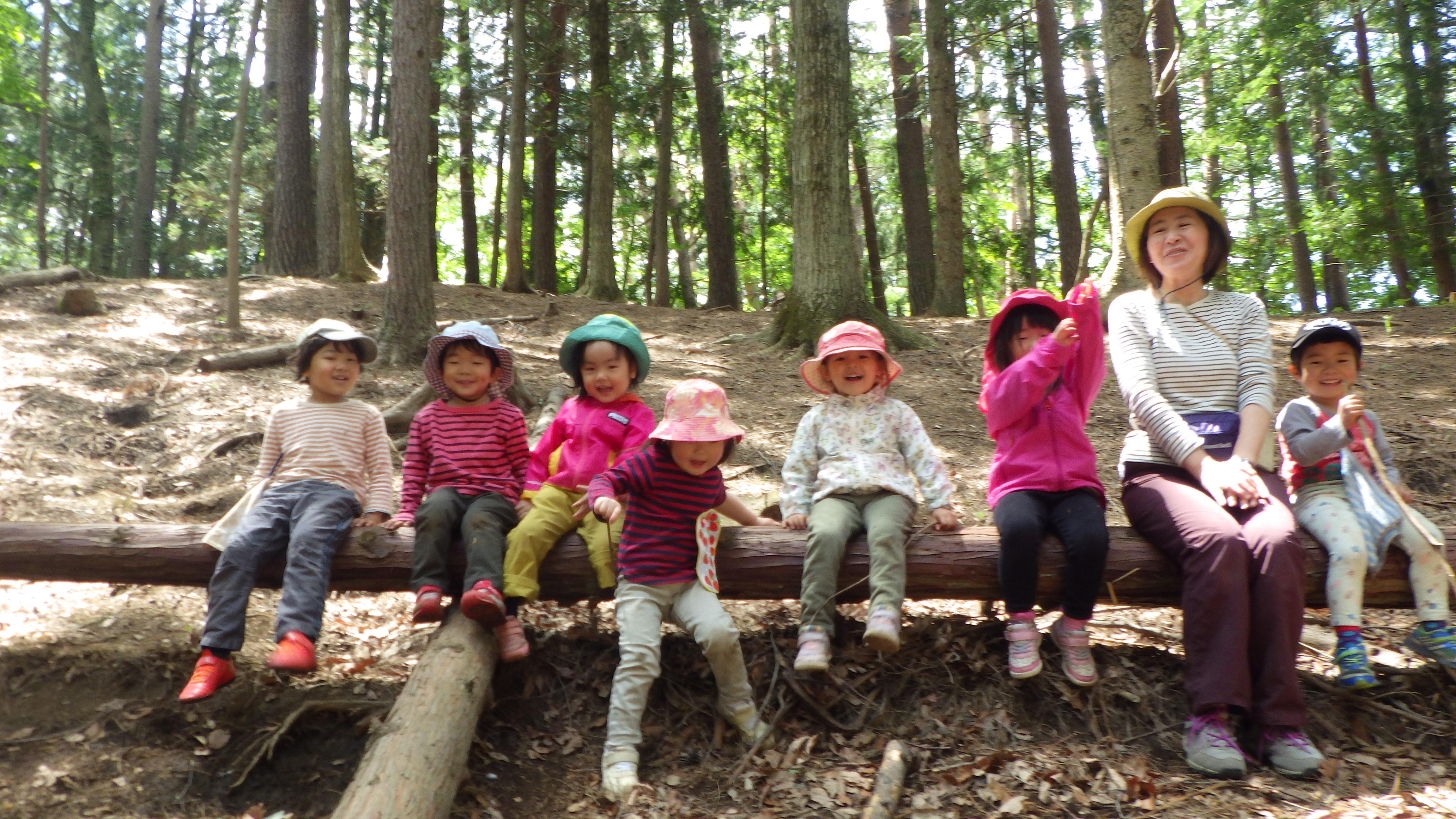 【夏季スタッフ募集】バンビーノの森 サマースクール