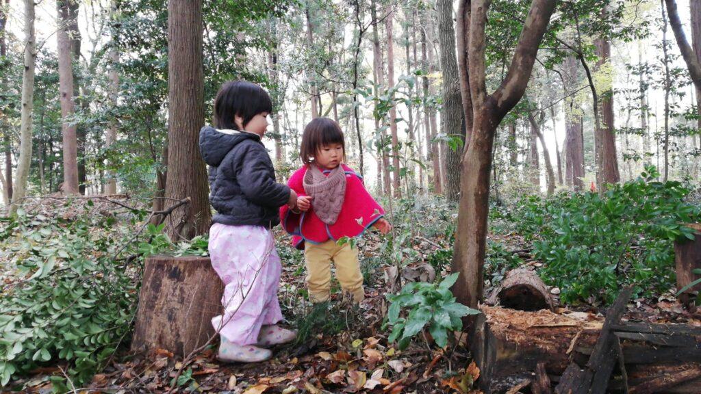 【埼玉県宮代町】1月11日開催・みやしろ森のようちえん体験&説明会