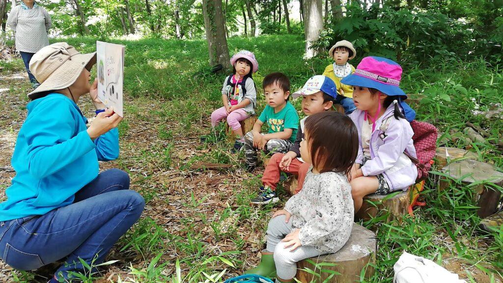 【埼玉県宮代町】2020年4月より週2回(月・木)開催!みやしろ森のようちえん