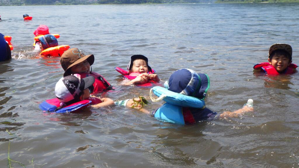 水辺の活動への注意喚起・リスクマネージメント