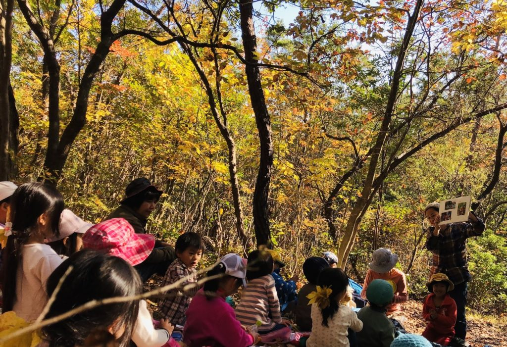 【参加者募集】11/27(金) 森わらオンライン祭り「あなたも私も大丈夫」〜園長ともちゃんと語ろう〜