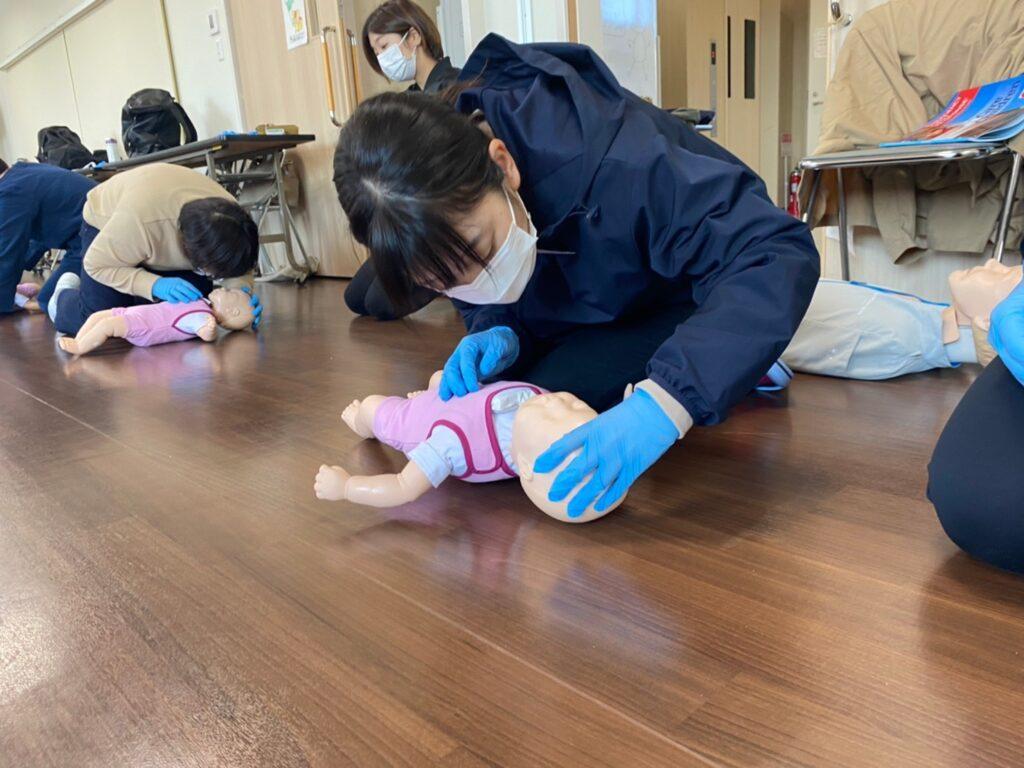 【団体安全認証制度申請条件】指定救急法講習会開催@東京