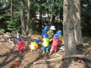 【2021年度 保育補助者募集!!】神奈川県横浜市神奈川区 小規模保育室