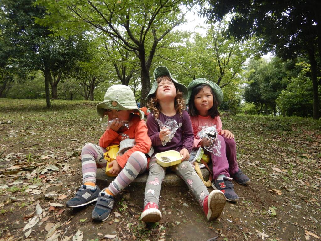 【もあなキッズ自然楽校】森のようちえん めーぷるキッズ 新3・4歳児の募集について
