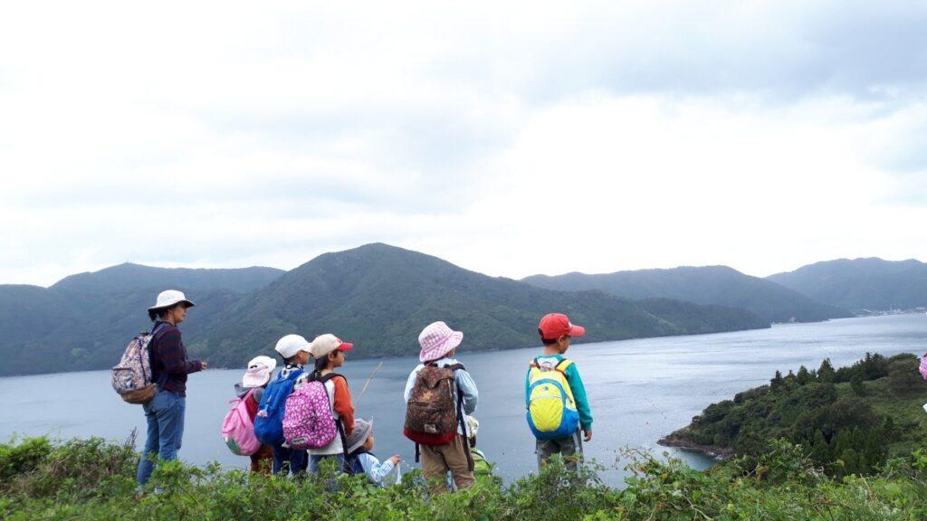 【日本海の離島・お山の教室】保育スタッフ募集
